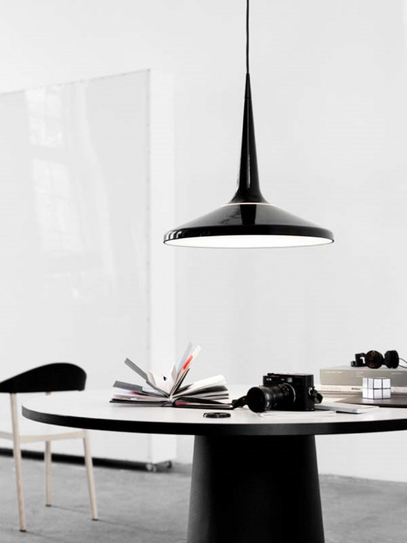 8 Black Pendant Light Dining Room My Home Rocks